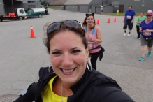 Run-selfie
