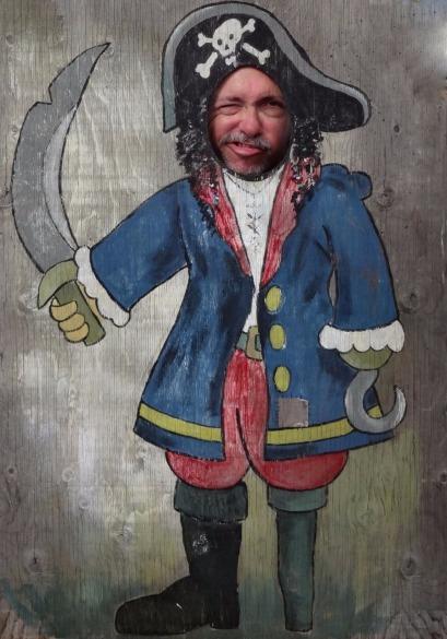 It's a Pirates Life
