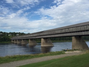 Worlds Longest Covered Bridge