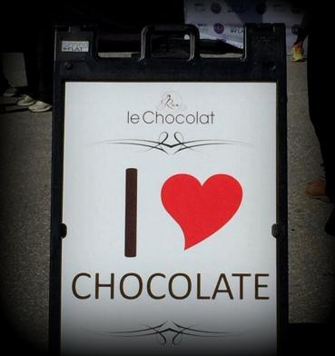 I <3 Chocolate