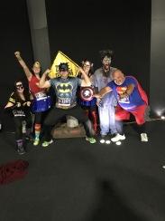 Super Hero Unite