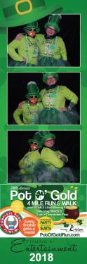 Photo booth! Nice Touch!