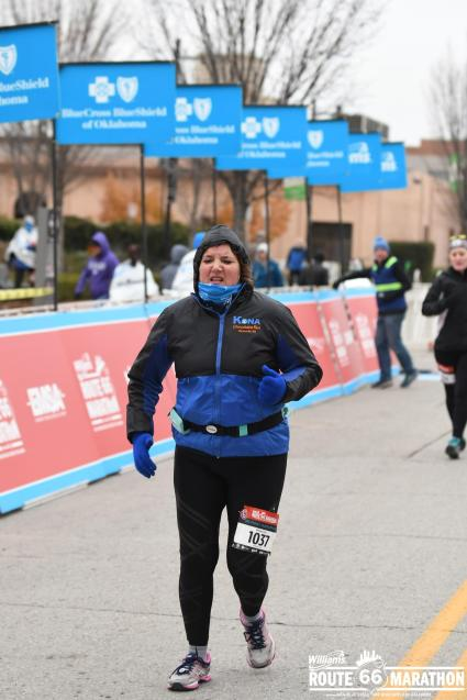 Finish line- Pain in my legs