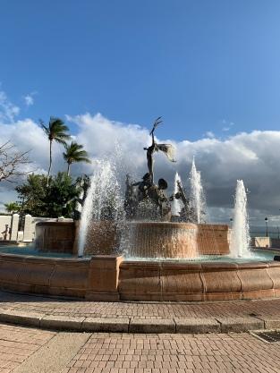The Fountain!
